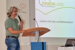 Referent Gerhard Frewein