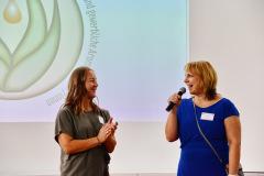 Abschlussrede Ingrid Karner und Sandra Haslinger
